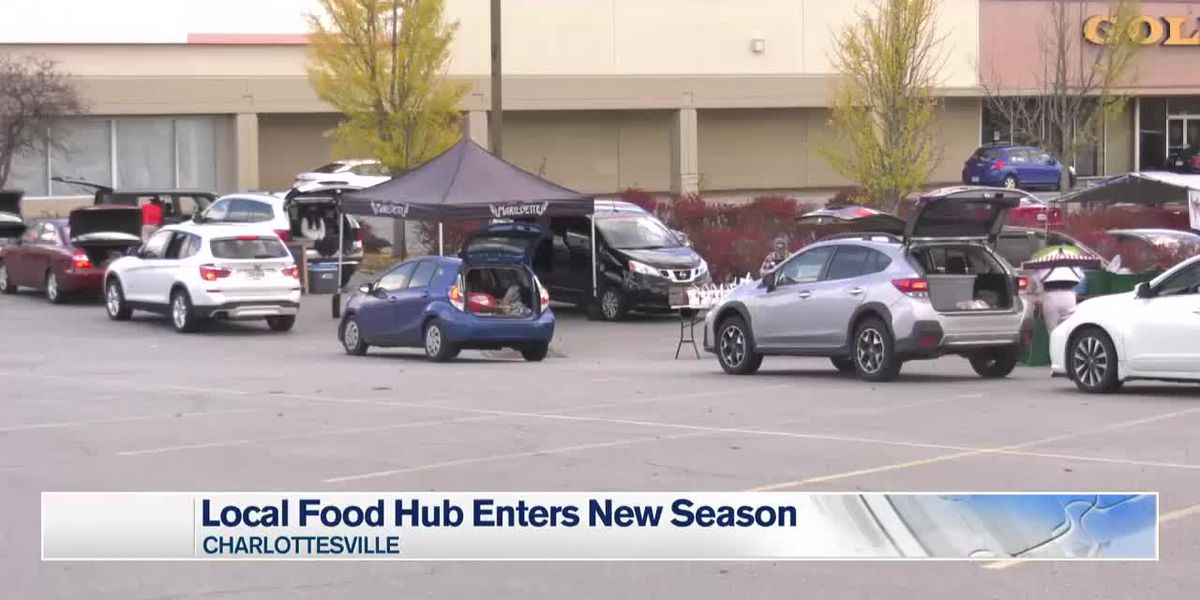 Local Food Hub approaches 100th market milestone, moves to new location