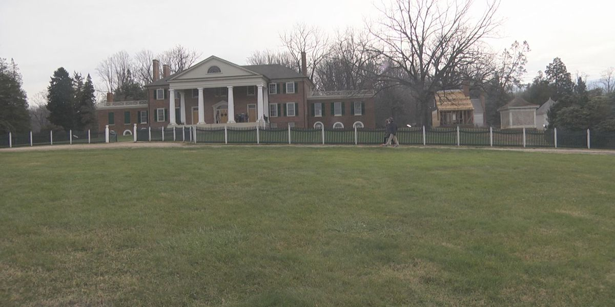 James Madison's Montpelier closes for 2 weeks for annual maintenance