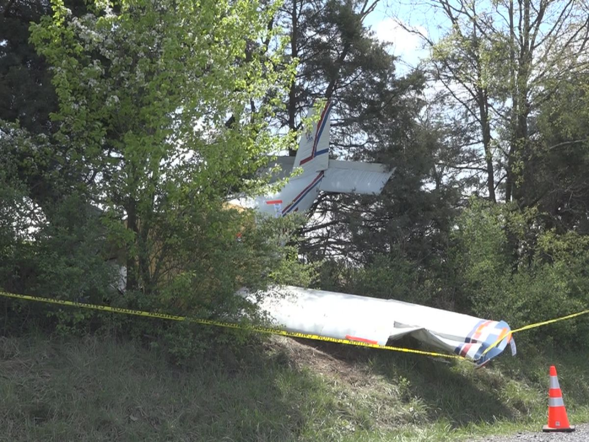 Virginia State Police investigate Augusta County plane crash
