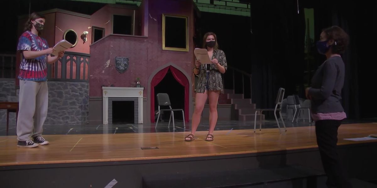 ACPS students take the stage for the first time this year