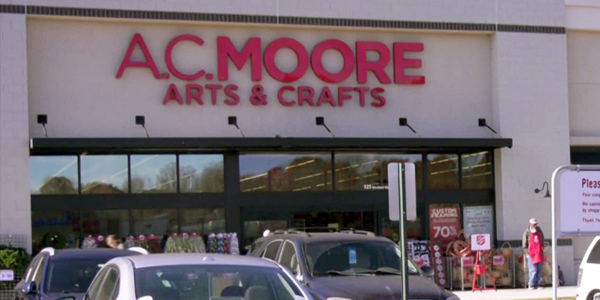A.C. Moore to close all stores