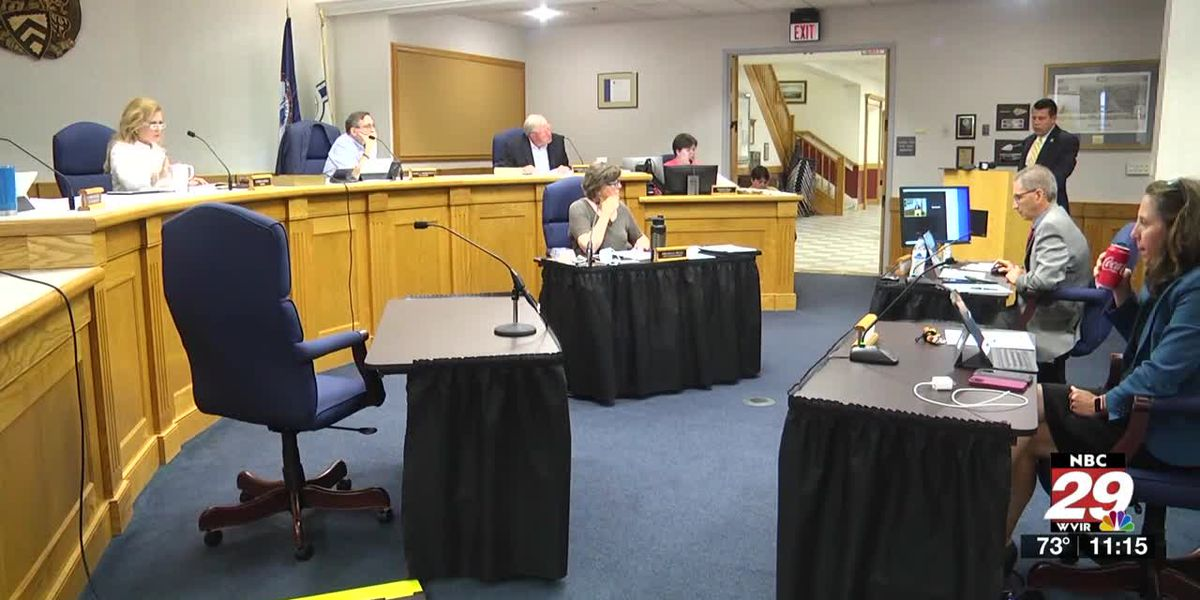Staunton Council set to adopt some changes to public comment