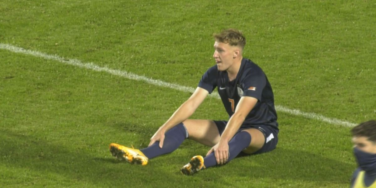 No. 5 UVA men's soccer drops 3-2 overtime decision against No. 2 Pittsburgh