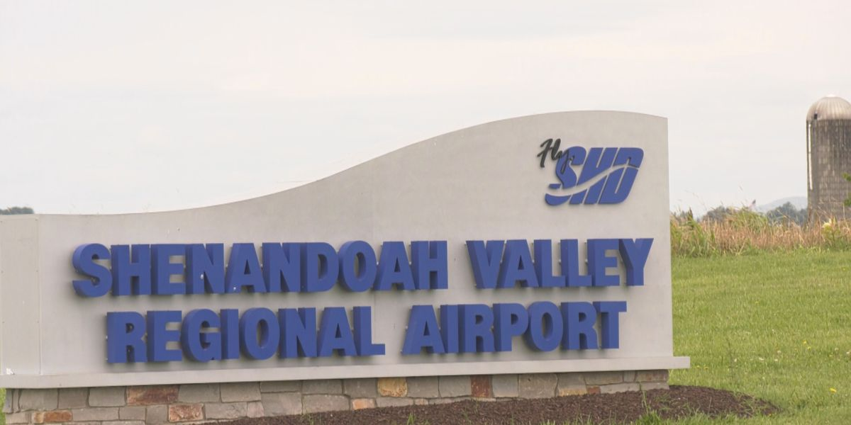 Shenandoah Valley Regional Airport to receive federal funding for construction