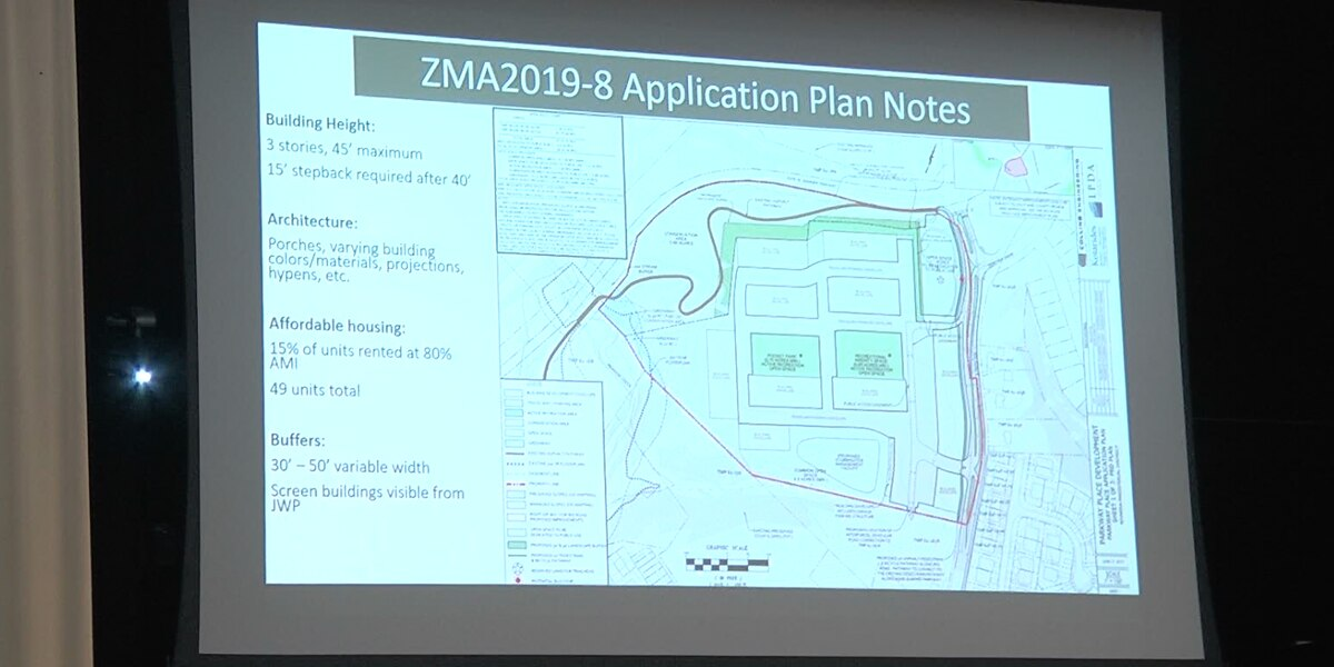 Albemarle County Planning Commission approves proposal for more affordable housing