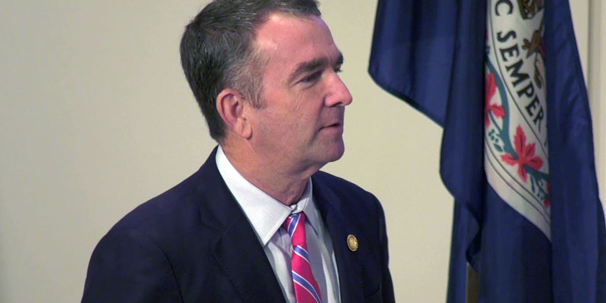 Governor Northam reacts to gun rally, Second Amendment sanctuaries