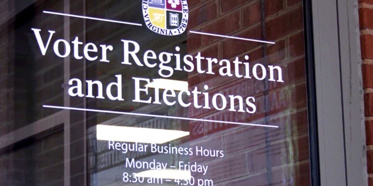 Charlottesville Registrar's Office helping homeless vote