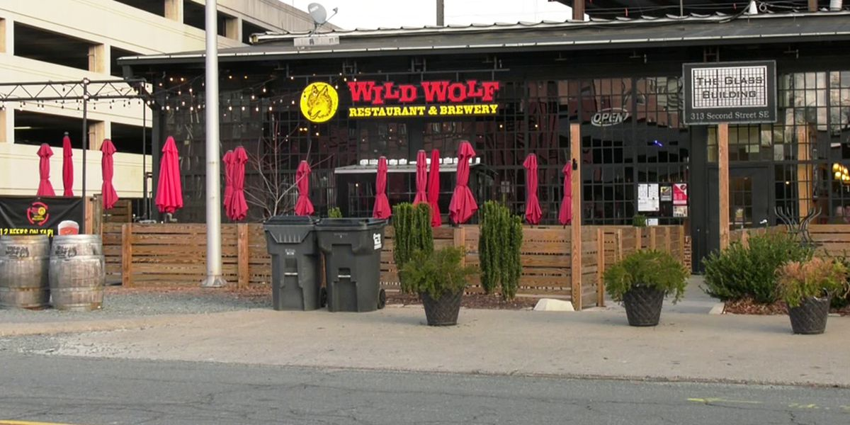 Wild Wolf Cville closes in Downtown Charlottesville