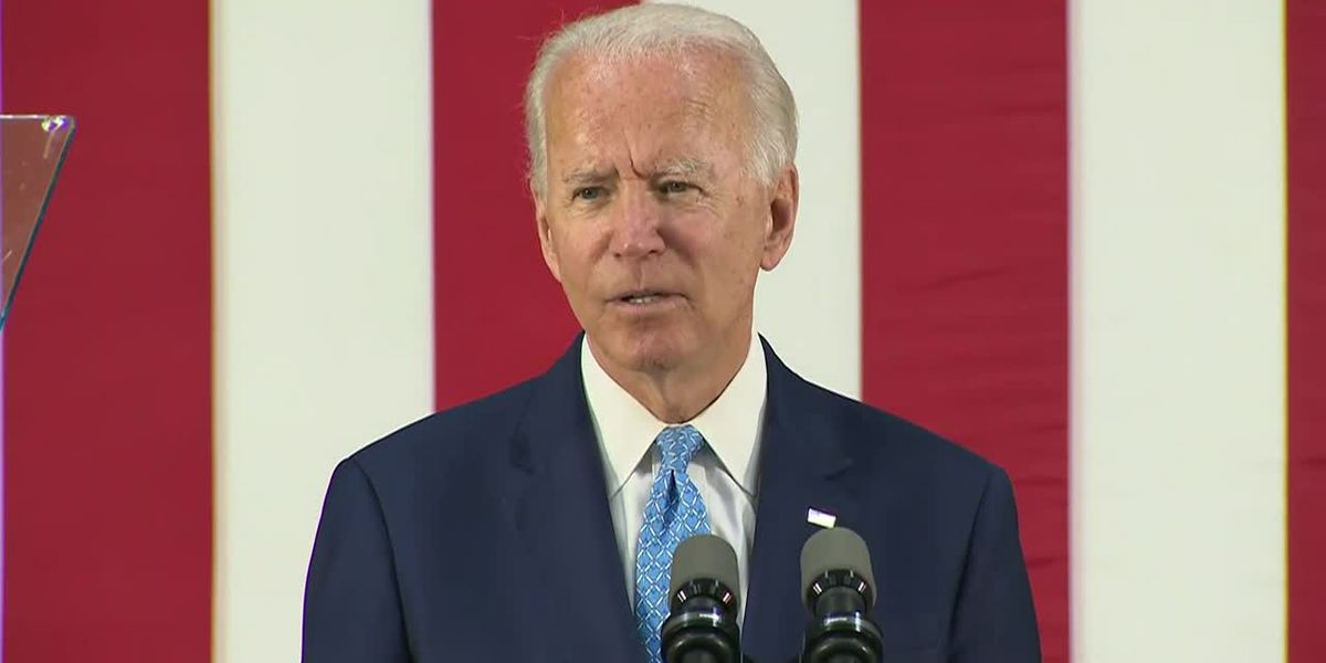 Political analyst says Biden currently favored to win the presidential election