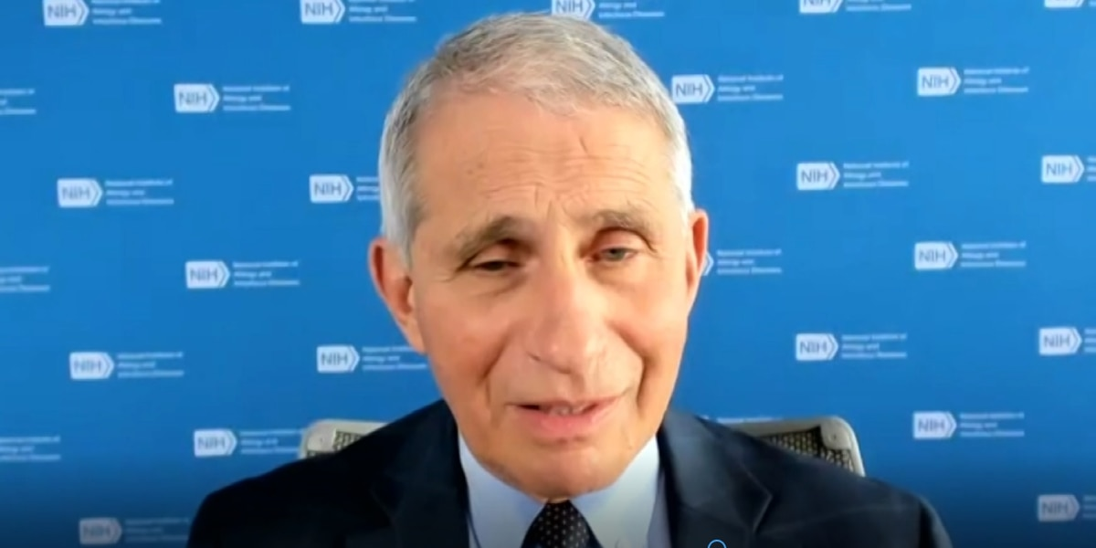 Dr. Anthony Fauci speaks at UVA Medical Center Hour, talks vaccines