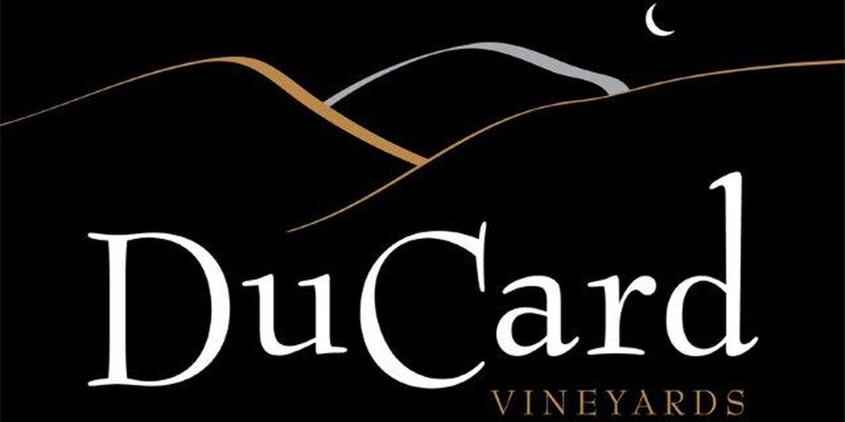 DuCard Vineyards celebrates 10th anniversary with virtual tasting