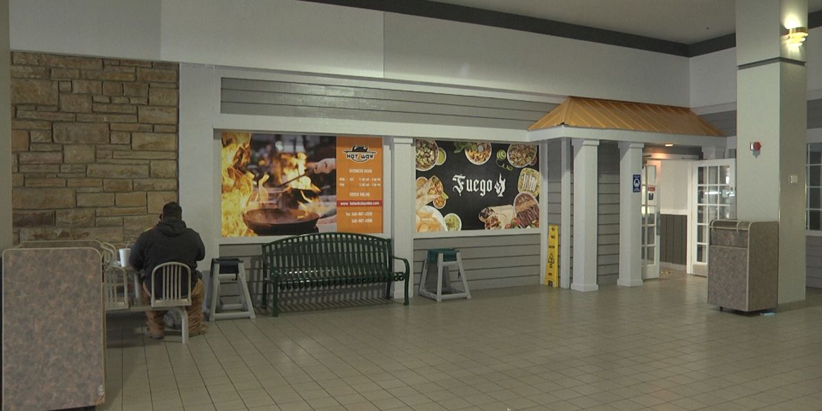 Staunton Mall businesses now have New Year's Eve deadline to vacate