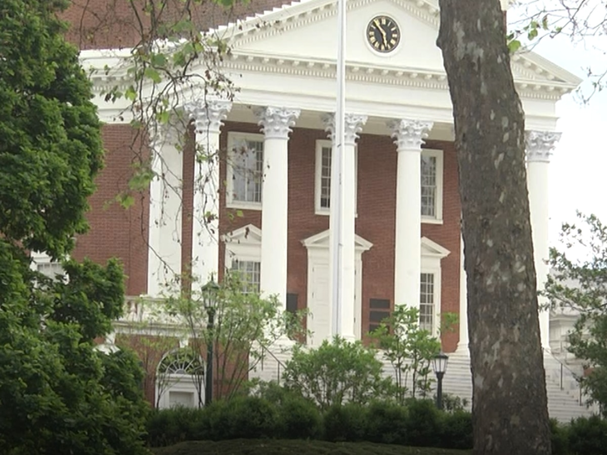 UVA students react to classes potentially resuming on grounds in the fall