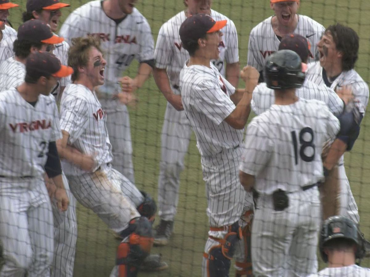 Walk-Off Win: Cavaliers rally to beat Wake Forest 6-5 in Game Two