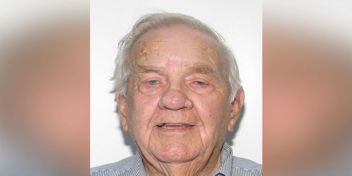 Senior Alert canceled after 92-year-old man found safe
